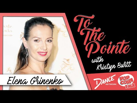 Elena's Interview with Dance Network