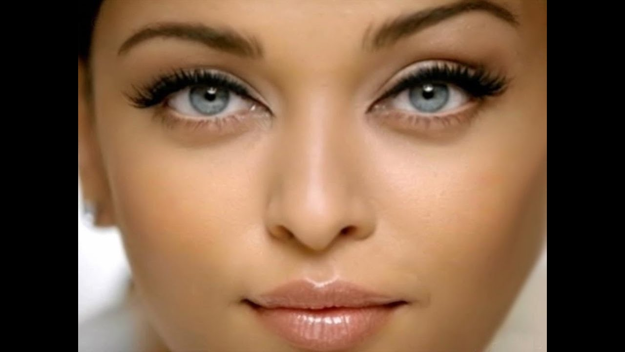 10 Most Beautiful Eyes In The World Youtube