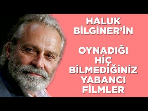 Haluk Bilginer'in belki de hiç bilmediğiniz filmlerdeki rolleri