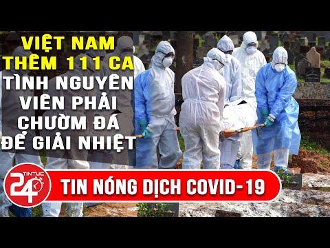 Tin Mới Covid-19 Nóng Nhất 24h | Tin Tức Virus Corona Ở Việt Nam Mới Nhất Hôm Nay | TIN TỨC 24H TV