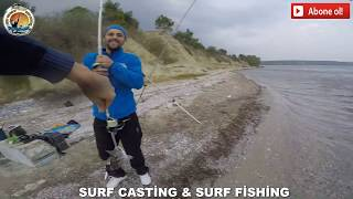 CUPRA AVI ÇANAKKALE SURF CASTİNG SURF FİSHİNG