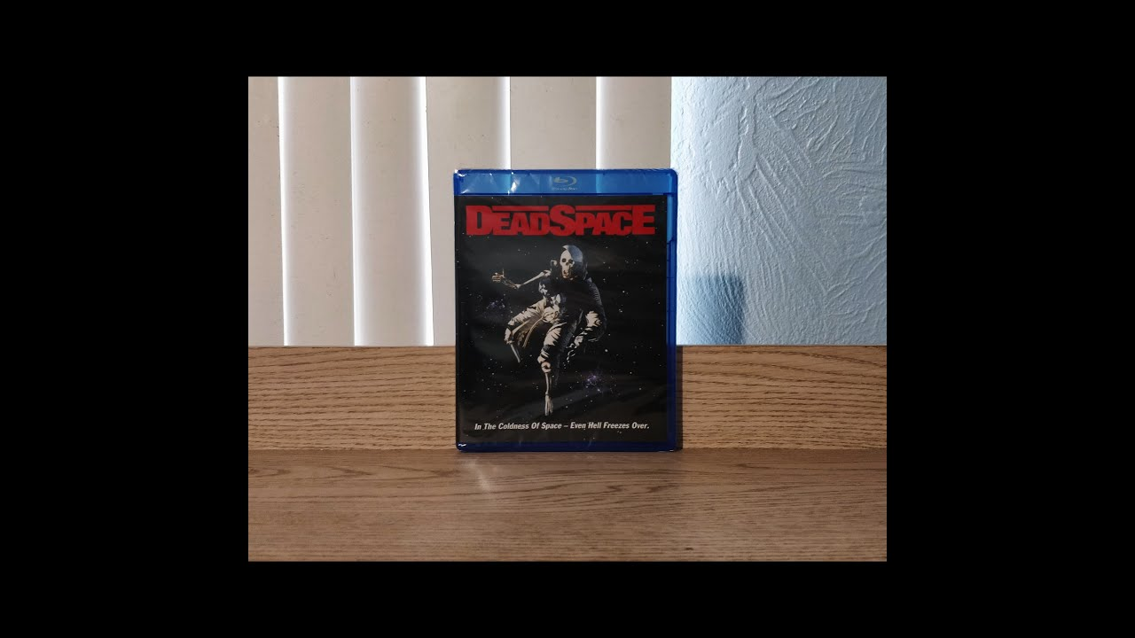 Download Dead Space Blu-Ray Unboxing - Scream Factory