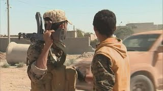 Syria: The battle to retake IS group stronghold of Raqqa