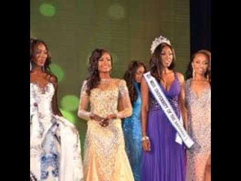 Miss University of The Bahamas Pageant 2017