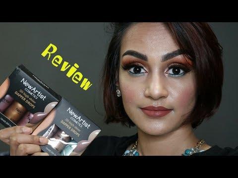New Artist Cosmetics 3D Dapper Drops Review