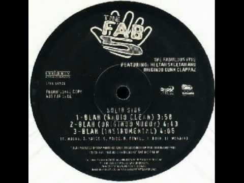 Blah (Originoo Muddy) - Heltah Skeltah & The Originoo Gunn Clappaz