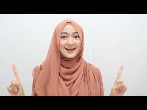 Tutorial Hijab Pasmina 3