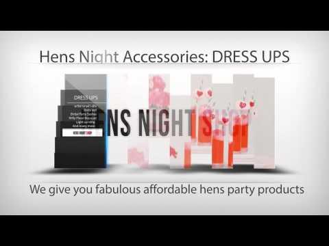 Cheap Hens Night Supplies Online in Australia
