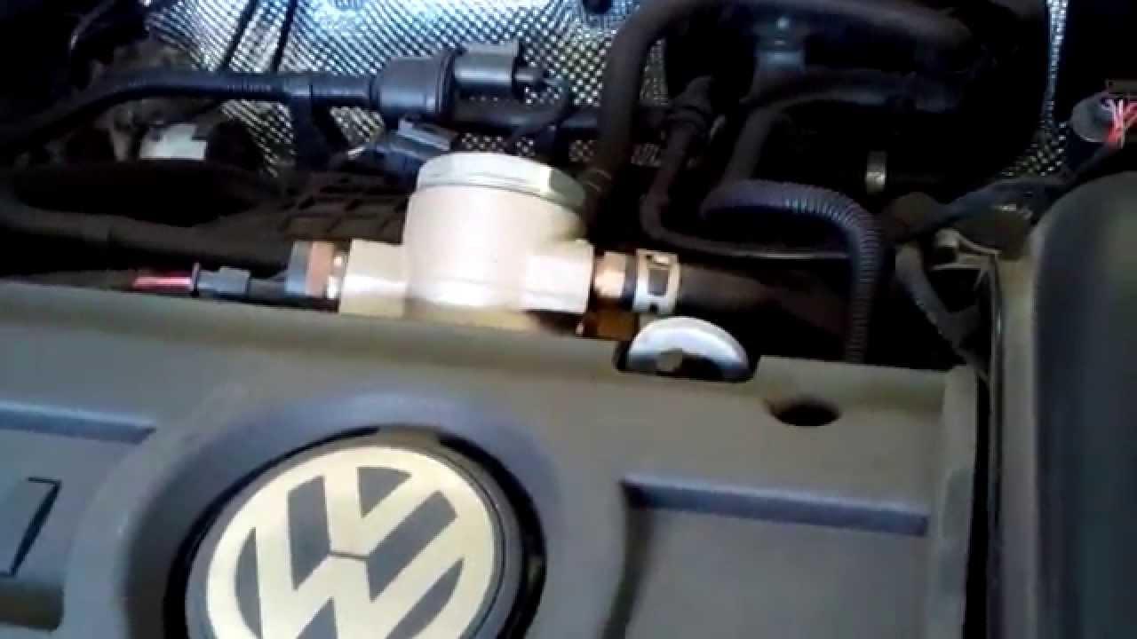 Bomba De Alta Presi 243 N Volkswagen Golf Vi 1 4 Tsi Youtube