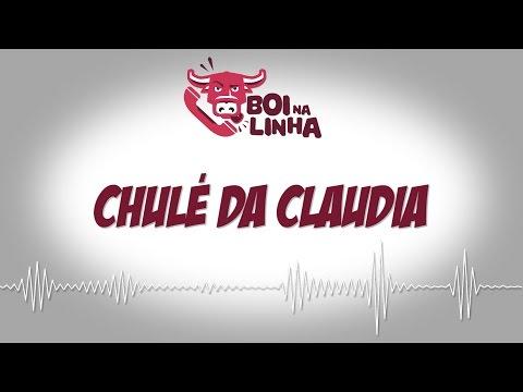 Boi na Linha - Chulé da Cláudia