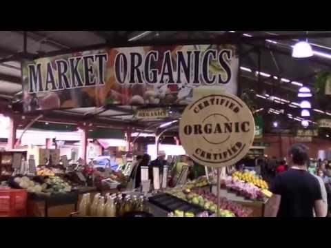 Queen Victoria Market in Melbourne - India2Australia.com