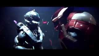 Halo 2 Anniversary Prologue (Agent Locke) Halo 5 Guardians Preview 60FPS 1080p HD
