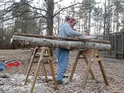 Granberg Alaskan Sawmill Owned By Mid Ga Outdoor Youtube