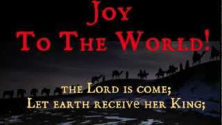 Joy To The World! (with Lyrics) Traditional Christmas Carol