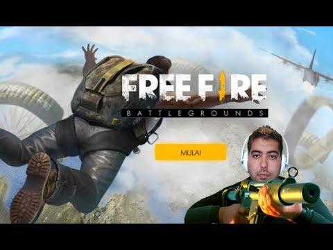FREE FIRE NOVA COM INSCRITOS