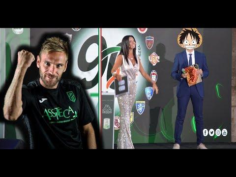 Calendario Pordenone Calcio.Mirko Stefani Capitano Pordenone Calcio Intervento Presentazione Calendario Serie B 2019 2020
