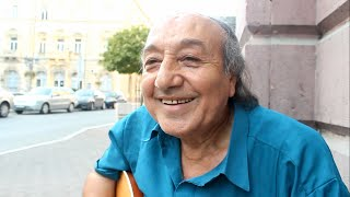 U ritmu Novog Sada - Ulični svirač Nikola Di Bari