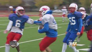 Pearce Mustangs Advance In High School Football Playoffs