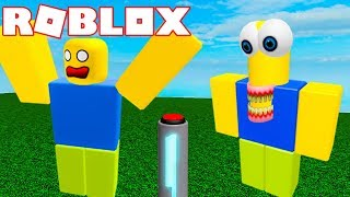 DO NOT PRESS THE BIG RED BUTTON IN ROBLOX ! ROBLOX THE NORMAL BUTTON