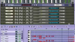 Front Mission 3 - Front Base (MIDI transcription)