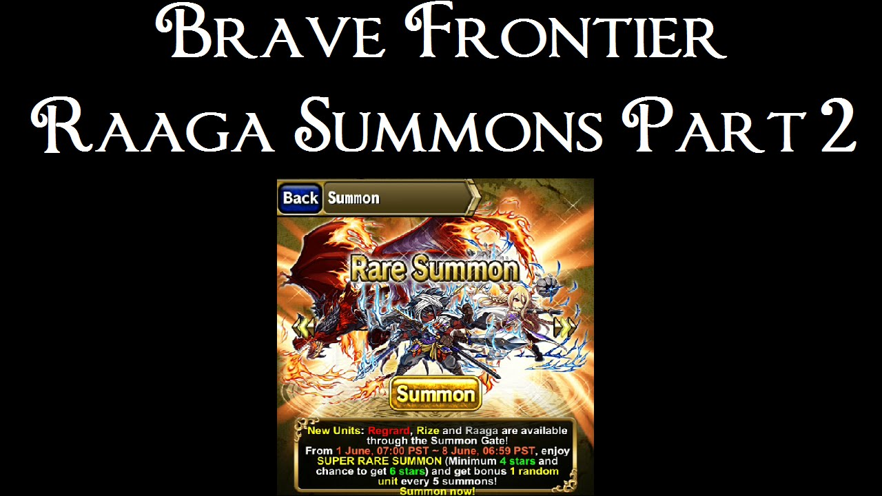 Brave Frontier Raaga Related Keywords & Suggestions - Brave
