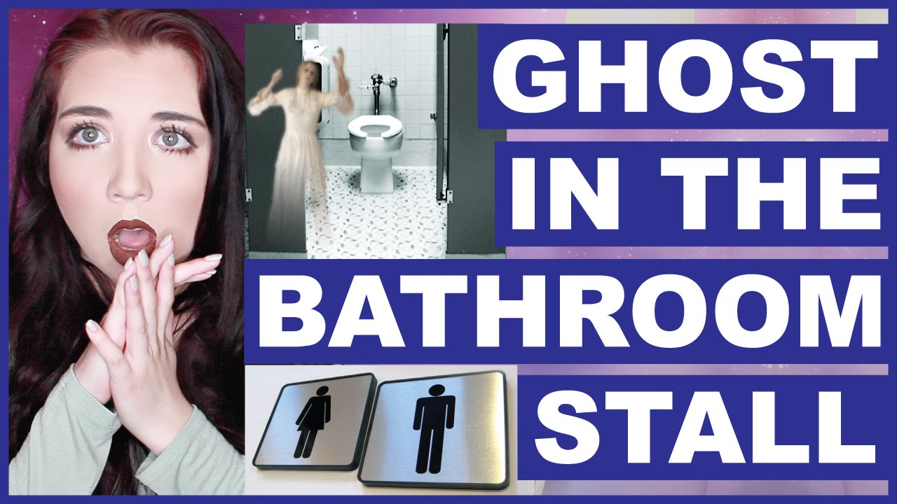 Bathroom Stall Story Youtube the ghost in the bathroom stall - youtube