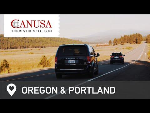 Oregon & Portland entdecken | CANUSA
