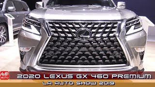2020 Lexus GX 460 Premium - Exterior And Interior - LA Auto Show 2019