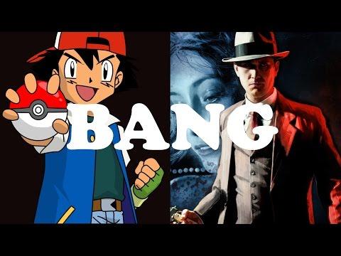 GAMES THAT SHOULD BANG - Pokémon GO & L.A. Noire