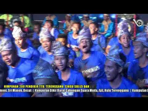 Himpunan 200 Pendikir TTB, Terengganu, Tahun 2018. (By : Ayie Namanya)