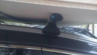 видео Багажник в Киа Сид универсал