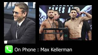 Max Kellerman talks about Life, Boxing, Covid and NBA with H.K. Leon