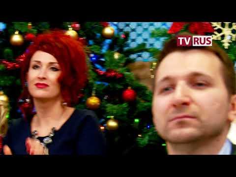 """""""Шаг""""  """"Новый год на TVRus"""" исполняет Виктор Матросов"""