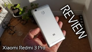 Xiaomi Redmi 3 Pro REVIEW - Snapdragon 616, 3GB Ram, 32GB Rom(The review of the Xiaomi Redmi 3 Pro. Find this here: Everbuying: http://bit.ly/299413t - Gearbest: http://bit.ly/2aoyAST - Banggood: http://bit.ly/2cO25x9 - Try ..., 2016-07-05T03:44:47.000Z)