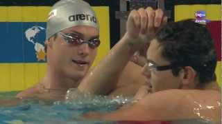 Men's 50m Freestyle final FINA World Swimming Championships (25M) Istanbul 2012
