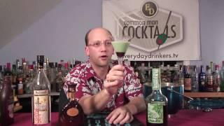 Caramel Mint Martini