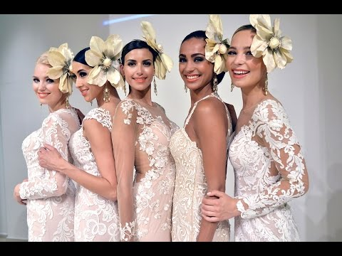 Demetrios 2017 Fashion Show