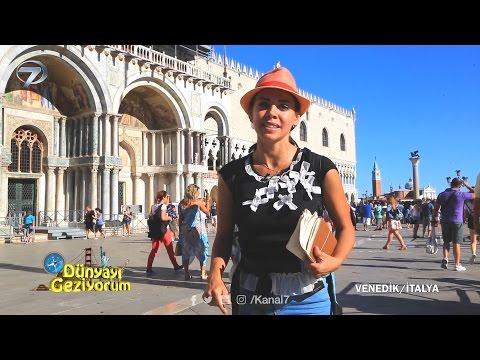 Dünyayı Geziyorum - Venedik - 4 Eylül 2016