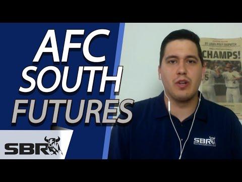 NFL 2015-16 Season | AFC South Futures | Colts, Texans, Titans