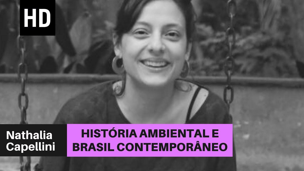 História ambiental e Brasil contemporâneo | Nathalia Capellini