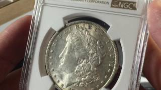 NGC Results: US coins The good 1909 S VDB , The bad Morgan's, and the Ugly 1916d.