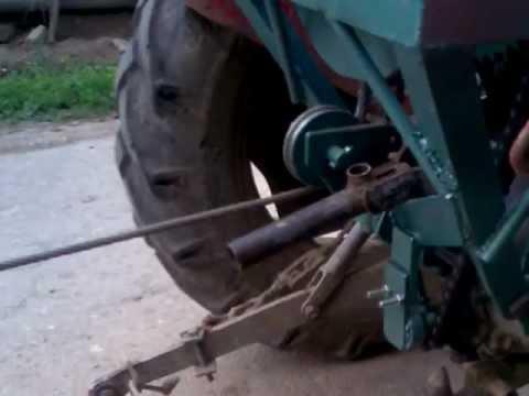 Vitla traktorska na prodaju 5. namotavanje sajle, selo zlne kod knjazevca.3gp