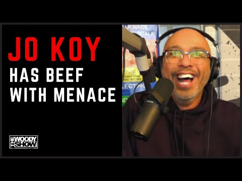 The Woody Show - Jo Koy's Beef with Menace
