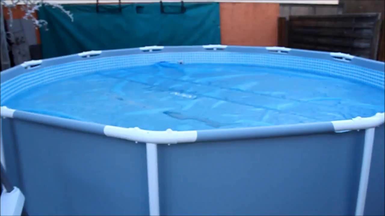 Piscine comment chauffer l 39 eau youtube - Comment recuperer eau trouble piscine ...