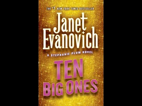 Ten Big Ones Audiobook By Janet Evanovich Stephanie Plum Series 10