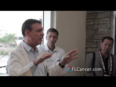 VIDEO NEWS RELEASE: Tampa Cancer Center Recognized as World-Class Facility