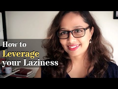 How to leverage your laziness | 3S formula