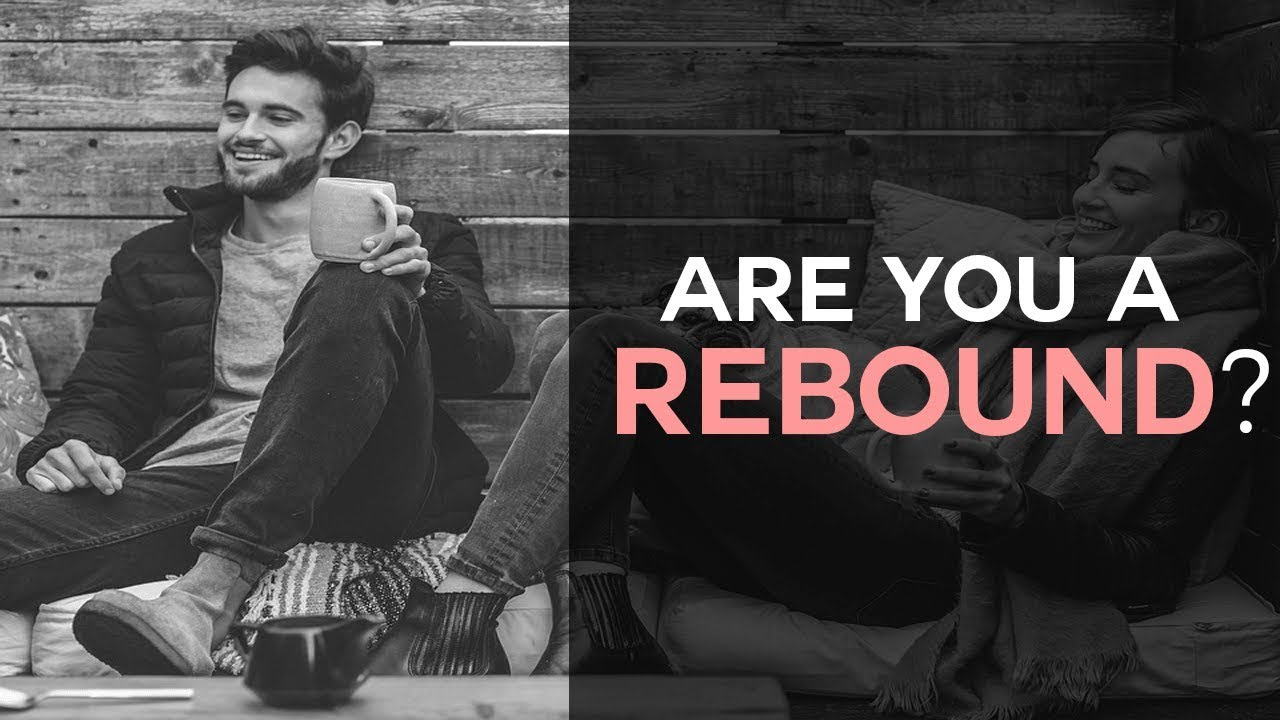 how to get out of a rebound relationship