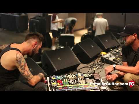 Rig Rundown - Brand New's Jesse Lacey And Vincent Accardi