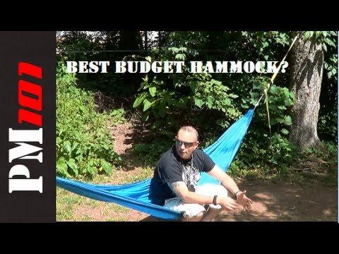 walmart equip hammock  best budget hammock i have found   preparedmind101   youtube walmart equip hammock  best budget hammock i have found      rh   youtube